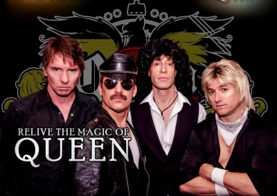 Queen Nation – USA Queen Tribute Band