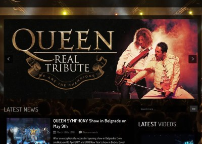 Queen Real Tribute – US Queen Tribute Band