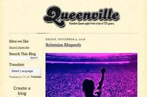 QueenVille – Queen Fan Site