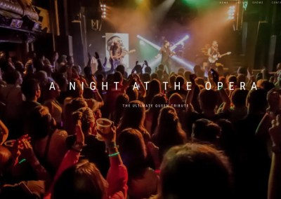 A Night at The Opera – UK Queen Tribute Band