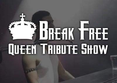 Break Free – Italian Queen Tribute Band