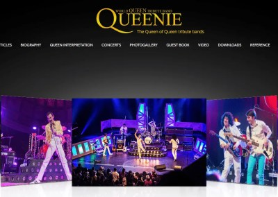 Queenie – Czech based Queen Tribute Band