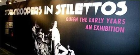 Stormtroopers in Stilettos Exhibion London