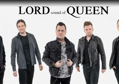 Lord the Sound of Queen – Polish Tribute Band