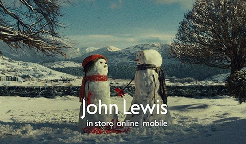 Fantastic Christmas advert from John Lewis