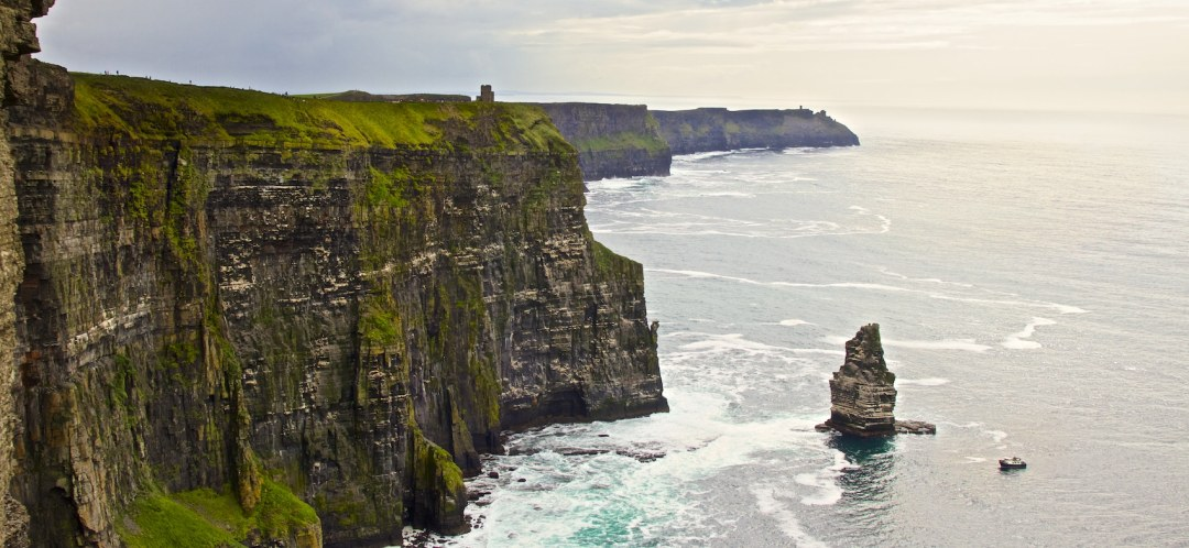 Cliffs of Moher, County Clare, Ireland