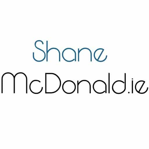 ShaneMcDonald.ie