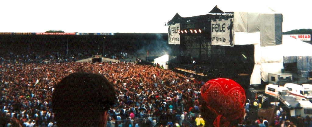 Flashback – Feile 92 Recovered Photos