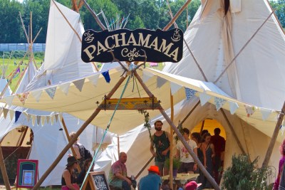 Pachamama Cafe - Delicious food within