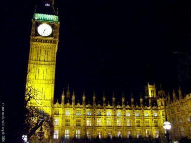 Westminster and Big Ben, London, United Kingdom
