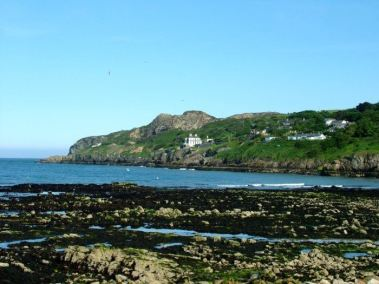 View from Howth, Howth, Co. Dublin