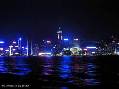 Hong Kong Skyline, Hong Kong, China