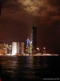 Nobodys Home at the IFC, Hong Kong, China