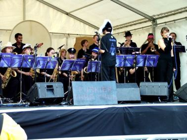 WYJO - Warwickshire Youth Jazz Orchestra