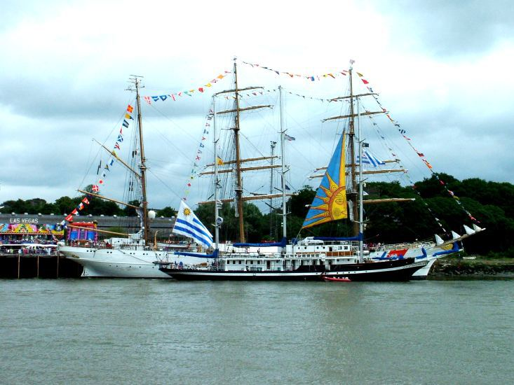 Tall Ships Race Festival, Waterford