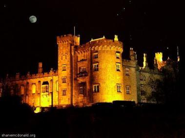 Kilkenny Castle by Night, Kilkenny