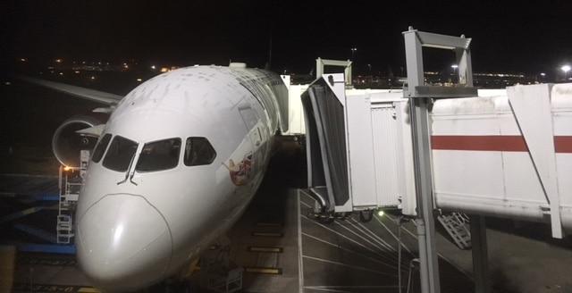 Premium Economy on Virgin Atlantic – London to Hong Kong Review