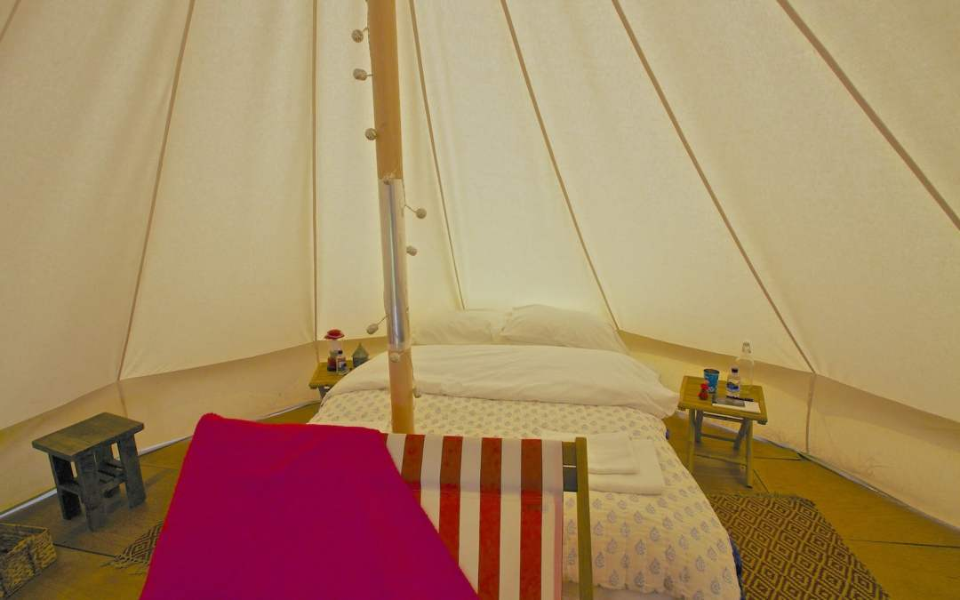 PopUp Hotel Glastonbury – Luxury Glamping at Glastonbury Festival
