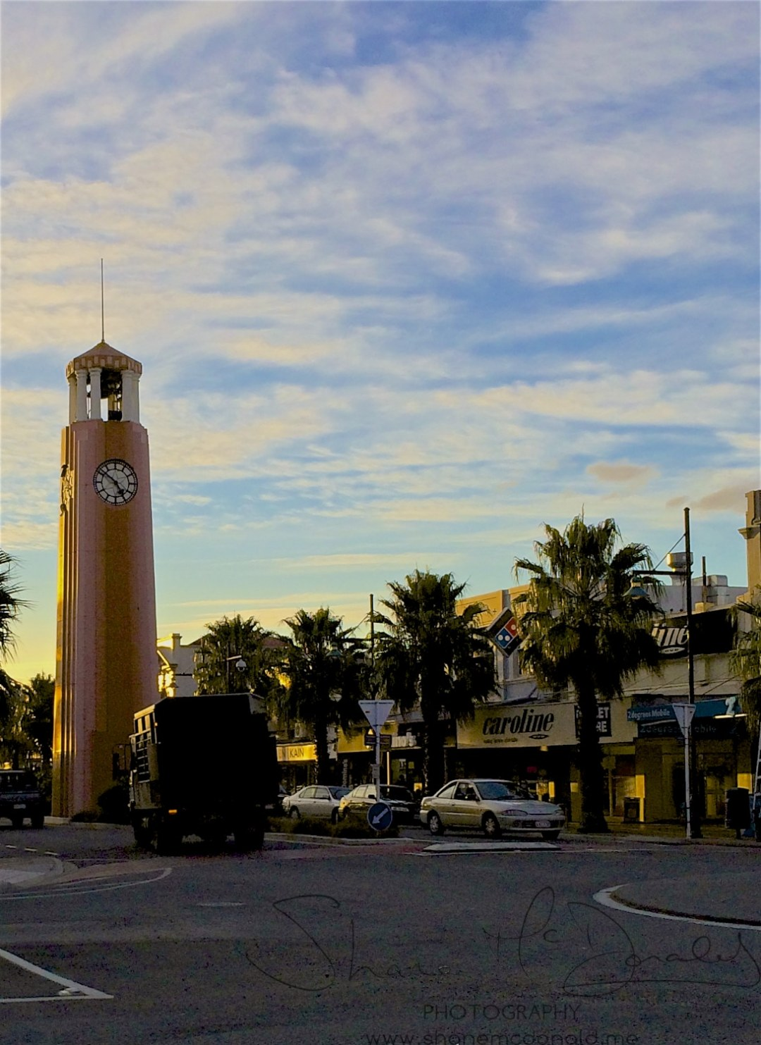 Image - Gisborne Town Clock Tower, New Zealand