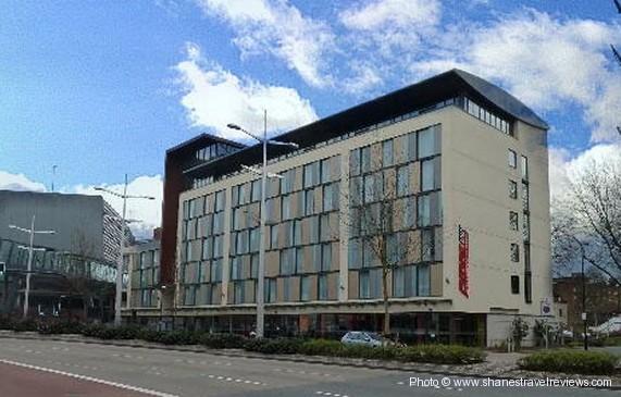 Future Inn Hotel Bristol – Bristol Hotel Review