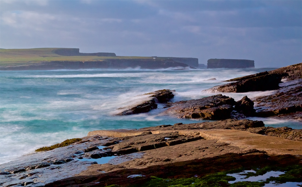 Kilkee, Co. Clare, Ireland on the Wild Atlantic Way Driving Route