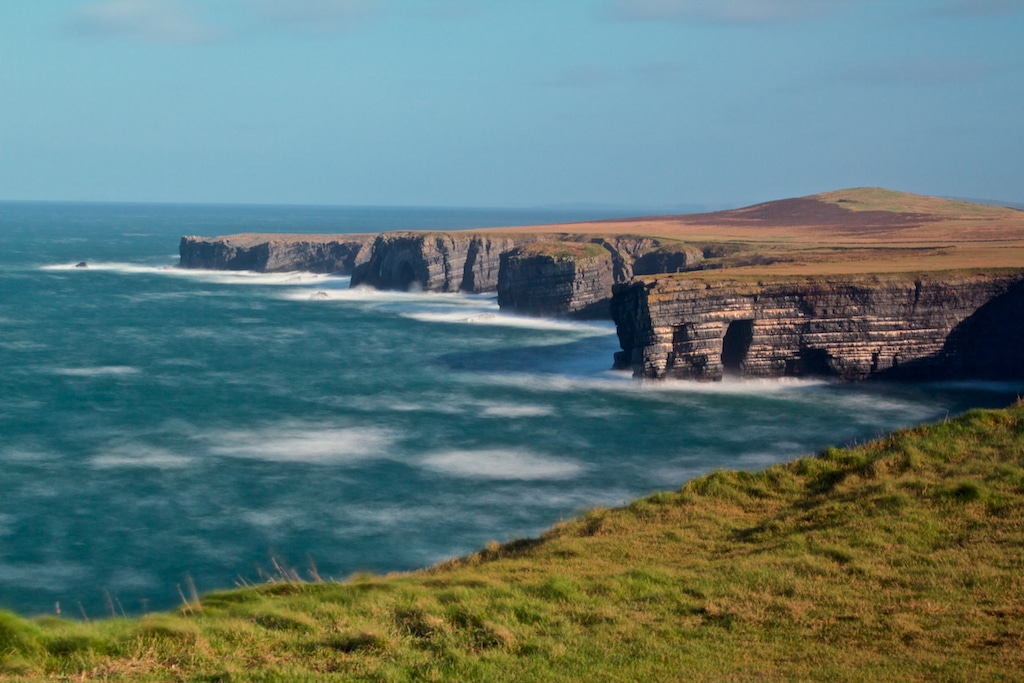 The Bridges of Ross, Near Spanish Point, on the Wild Atlantic Way Driving Route