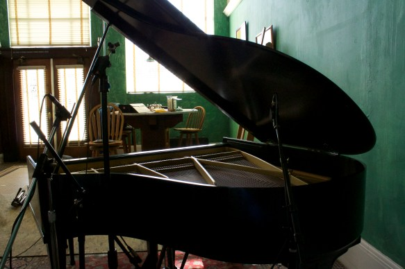 Recording the Piano