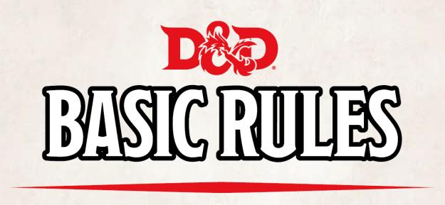 D&D Basic Rules Logo