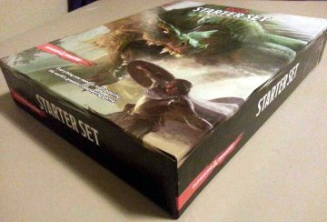 Let's get started with the D&D 5th Edition Starter Set!