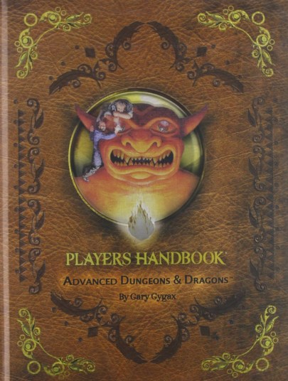 AD&D Players Handbook 1st Edition Premium