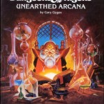AD&D Unearthed Arcana 1st Editon