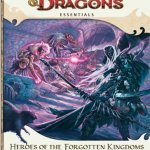 D&D Essentials Heroes of the Forgotten Kingdoms 4th Edition