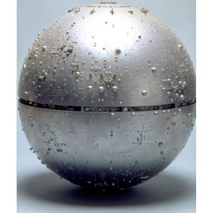 death star prototype model