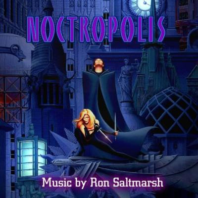 Noctropolis game art