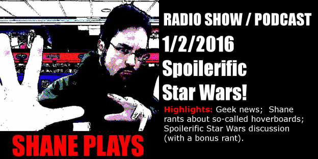 Shane Plays podcast title 1-2-2016