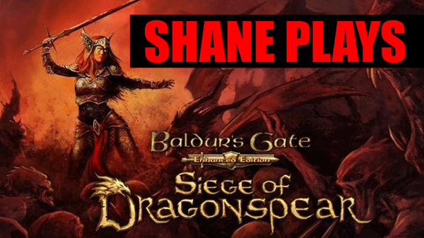 Baldur's Gate Siege of Dragonspear title