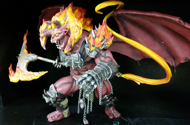 Sword Coast Legends Belaphoss Statue 2