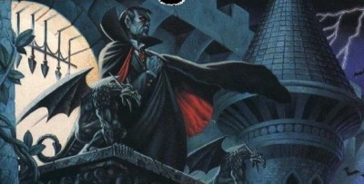 d&d ravenloft strahd 1983