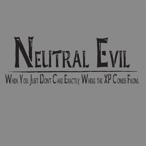 d&d meme neutral evil