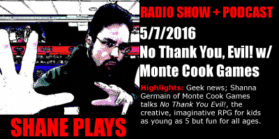 shane plays podcast title 5-7-2016