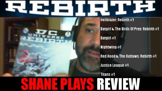 Shane Plays DC Rebirth Review 5