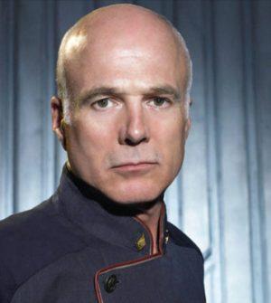 michael hogan battlestar galactica