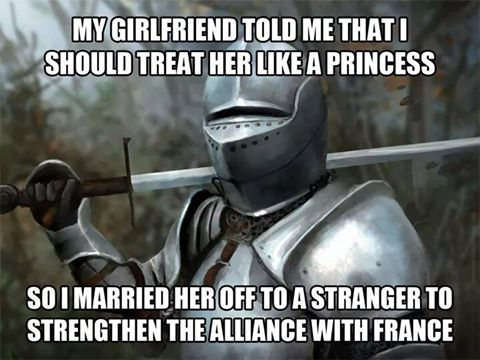 d&d meme girlfriend princess