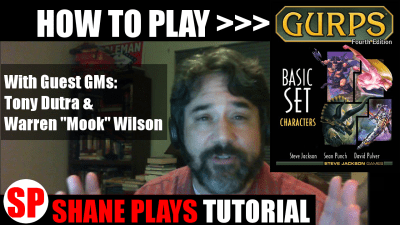 How to Play GURPS