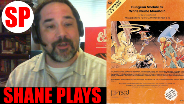 D&D White Plume Mountain thumbnail