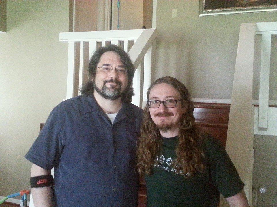 Shane and Matt Barton August 5 2014