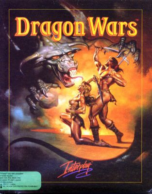 dragon wars box art