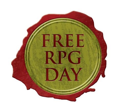 free rpg day logo