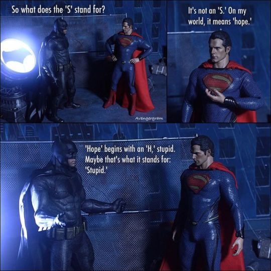 geek meme batman s is for stupid