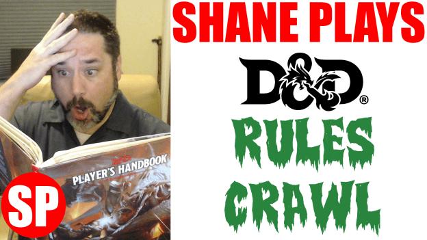 D&D Rules Crawl thumbnail